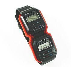 Casio F-100-Ellen Ripley's watch from Alien(Ripley Replica)