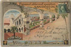 Panama California Exposition, San Diego, Cal. : 1915, January 1st to December 31st