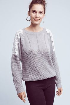 Shop the Laced Darmon Pullover and more Anthropologie at Anthropologie today. Read customer reviews, discover product details and more.
