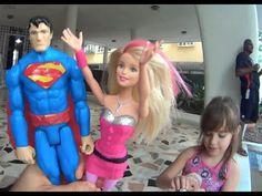 #2 Disney Gogo's Gogos Crazy Bones  Superman  Barbie comprando Album Fig...