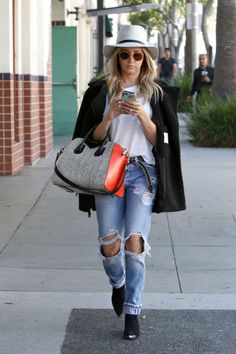 The biggest celebrity style inspiration in 11 different U.S. cities: Ashley Tisdale in Los Angeles