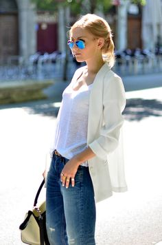 Simple Is Better by Oh My Vogue