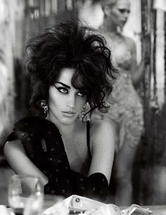 Magazine: Interview Magazine Model: Katy Perry Photography: Mikael Jansson