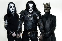 """NEWS: The black metal band, Abbath, have been announced as the headliner for the 2016 edition of """"The Decibel Magazine Tour,"""" for March and April. High on Fire, Skeletonwitch and Tribulation will be on the tour, as support. Details at http://digtb.us/1O842AG"""