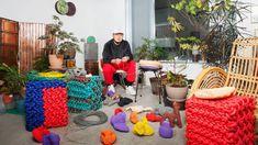 Five South Korean Design Firms Forging the Nation's New Creative Frontier — Architectural Digest Foam Factory, Korean Design, Up Balloons, Korean American, Young Designers, Korean Art, Architectural Digest, Design Firms, South Korea