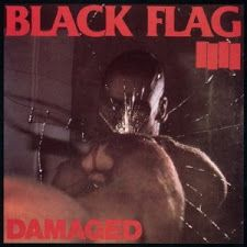 Black Flag Damaged on Vinyl LPPerhaps the best album to emerge from the quagmire that was California hardcore punk, the visceral, intensely 80s Album Covers, Newbury Comics, El Rock And Roll, Police Story, Warner Music Group, Great Albums, Cover Art, Vinyl Records, Lp Vinyl