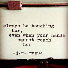"""#Hands Facebook: Rogue Poetry Instagram: j.r.rogue Tumblr: rogueauthor Pinterest: rogueauthor __________________________ Use #ROGUE10K when sharing to…"""