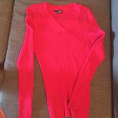 I just discovered this while shopping on Poshmark: NWOT Fuchsia Sweater. Check it out! Price: $7 Size: XXL, listed by chanchin18
