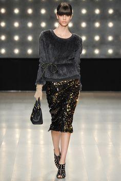 Milly   Fall 2014 Ready-to-Wear Collection   Style.com