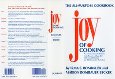 The Joy of Cooking - 1975 Edition