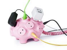 Svintus, A Pink Pig Power Strip
