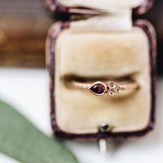 Catkin Brilliant Diamond Cluster Ring — Alison Macleod Jewellery Vintage Ring Box, Unusual Engagement Rings, 4 Diamonds, Diamond Cluster Ring, Brilliant Diamond, Cufflinks, Rose Gold, Jewellery, Band