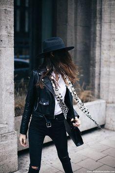 Rock 'n' Roll Style ✯ The Fashion Cuisine