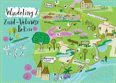 Magazine Art, Netherlands, The Good Place, Wanderlust, Walking, Happy Things, Travel, Dutch, Maps