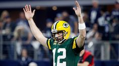 f23c4fd02 Aaron Rodgers drew up Packers  game-winning play in the huddle