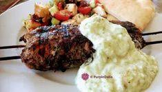 Lamb Kofta Kebabs   Purpledalia @ home Lamb Skewers, Kebabs On The Grill, Mashed Potatoes, Grilling, Yummy Food, Ethnic Recipes, Whipped Potatoes, Delicious Food, Smash Potatoes