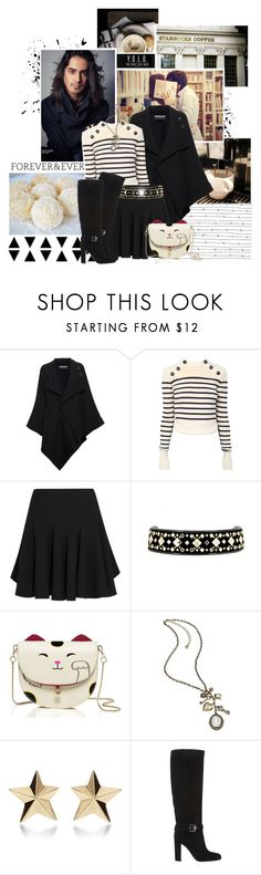 """""""Young, Wild & Free"""" by md-louber ❤ liked on Polyvore featuring moda, Roland Mouret, Isabel Marant, Chloé, Tory Burch, Cameo, Efva Attling ve Gianvito Rossi"""