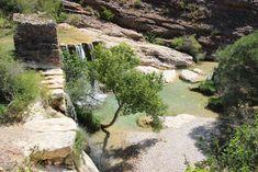 Week-end en Sierra de Guara dans le Rio Vero en Espagne #espagne #riovero #sierradeguara #alquezar