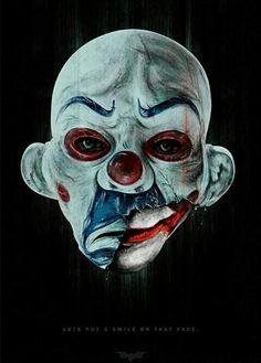 The Joker fan art..