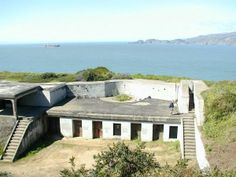 Battery Crosby ~ Fort Scott ~ The Presidio National Park ~ San Francisco ~ California