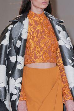 Emilia Wickstead at London Fashion Week Fall 2014 - Livingly
