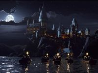 Hogwarts boats - Harry Potter Wiki - Wikia