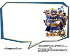Plaquinhas divertidas Clash Royale 29