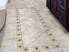Bathroom Floor Tile Design Patterns