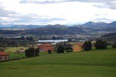 Romadonga, Cardo. Golf Courses, Paisajes