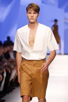 Salvatore Ferragamo Menswear Spring Summer 2014 Milan via http://nwf.sh/1ca4wzd
