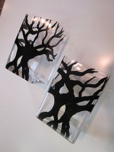 tree vases-intertwined
