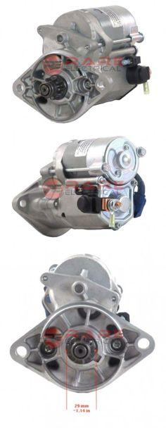 NEW GEAR REDUCTION STARTER MOTOR TRIUMPH GT6 TR250 SPITFIRE TR6 LRS00101 2155B 100% NEW and Made with the Highest Quality Components Available. Full One Year Warranty. Computer tested for consistent Quality and unsurpassed reliability. Ships within 24 Hours M-F. Meets or Exceeds Original Specifications.  #Rareelectrical #Automotive_Parts_and_Accessories