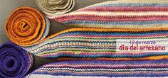 ¡Feliz día internacional de Artesano! #artesano #artesanía #craft #handcraft