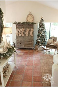 cloth and patina french rustic christmas29