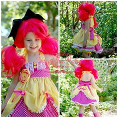 Hey, I found this really awesome Etsy listing at https://www.etsy.com/listing/163289421/crumbs-lalaloopsy-cookie-doll-costume