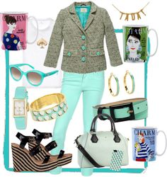 """""""Kate Spade"""" by rooney-chu on Polyvore"""