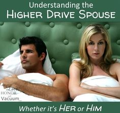 Understanding the Spouse with the Higher Sex Drive--it's like the difference between bread and tomatoes in sandwiches...