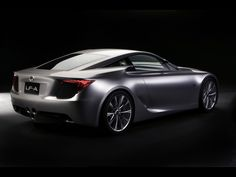 Lexus LF A Sports Car