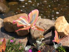 Yard art made from recycled sheet metal | eHow UK