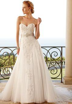 Casablanca Bridal 2053 Wedding Dress - The Knot