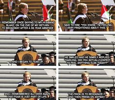 Julie Andrews, forever the classiest woman to ever live.