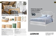 IKEA Bedroom Brochure 2016