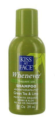 Kiss My Face - Whenever Shampoo Trial Size, 1 fl oz liquid ** Read more reviews of the product by visiting the link on the image.