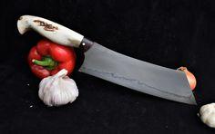Custon handmade Peremský knife Kitchen Knives, Handmade, Knives, Hand Made, Handarbeit