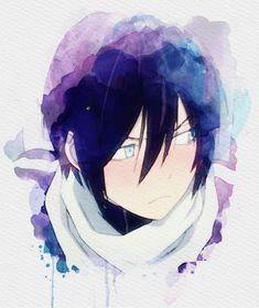 Yato Anime Naruto, Anime Noragami, Manga Anime, Yato And Hiyori, Fanarts Anime, Anime Guys, Anime Characters, Me Me Me Anime, Anime Love