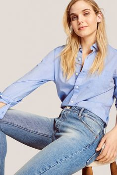 Warp   Weft Is Making Chic, Affordable Jeans for Every Size