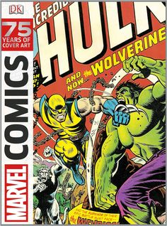 rogeriodemetrio.com: Marvel Comics: 75 Years of Cover Art