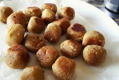 Kasvispyörykät Pretzel Bites, Bread, Food, Essen, Breads, Baking, Buns, Yemek, Meals