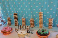 Breakfast, Pajama Party Birthday Party Ideas | Photo 12 of 43 | Catch My Party