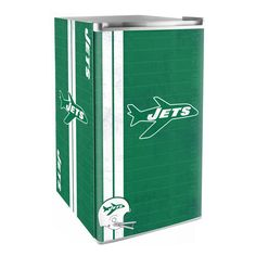 New York Jets NFL Legacy Counter Height Fridge